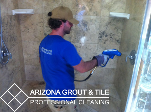 Information About Cleaning Sealing Tile Grout Phoenix AZ