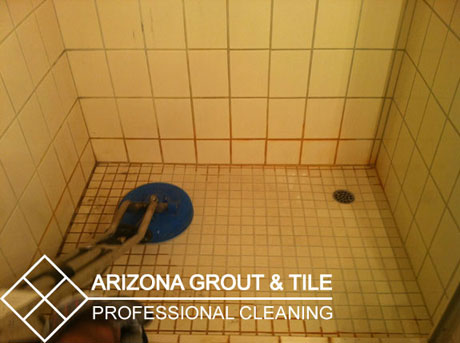 Attirant Shower Steam Cleaning