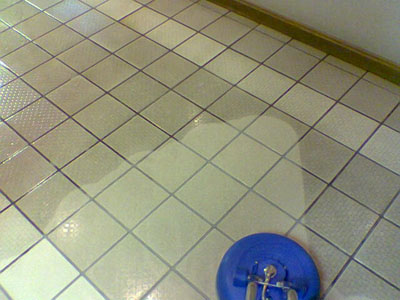 Commercial Bathroom and Tile Grout Cleaning Phoenix AZ